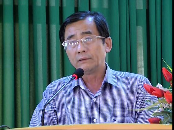 Cách hết chức vụ trong Đảng đối với Phó Bí thư Thành ủy, Chủ tịch HĐND TP Phan Thiết  ảnh 1
