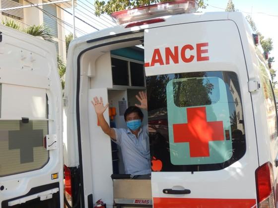 7 ca mắc Covid-19 ở Bình Thuận đã khỏi bệnh được xuất viện ảnh 4