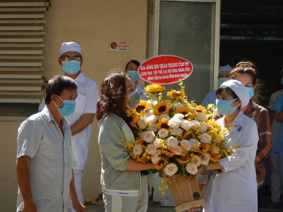 7 ca mắc Covid-19 ở Bình Thuận đã khỏi bệnh được xuất viện ảnh 2