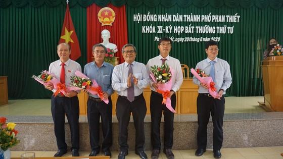 Thành phố Phan Thiết có tân Chủ tịch UBND ảnh 1
