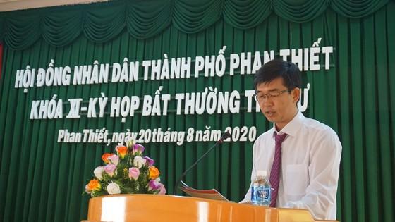 Thành phố Phan Thiết có tân Chủ tịch UBND ảnh 2