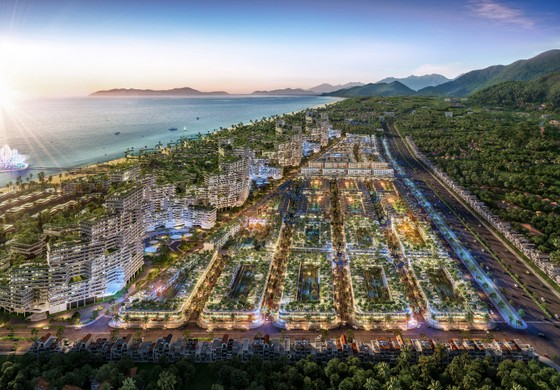 Bình Thuận sắp có tổ hợp đô thị nghỉ dưỡng và thể thao biển chuẩn 5 sao quốc tế đầu tiên ảnh 2