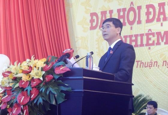 Đồng chí Dương Văn An được bầu giữ chức Bí thư Tỉnh ủy Bình Thuận ảnh 1