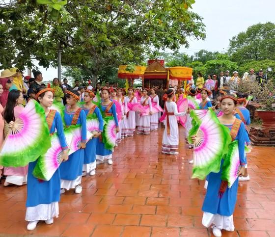 Rộn ràng Lễ hội Katê 2020 của đồng bào Chăm tỉnh Bình Thuận ảnh 2