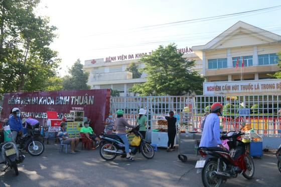 Bình Thuận ghi nhận 5 ca nghi mắc Covid-19, thực hiện giãn cách xã hội TP Phan Thiết và huyện Tuy Phong ảnh 1