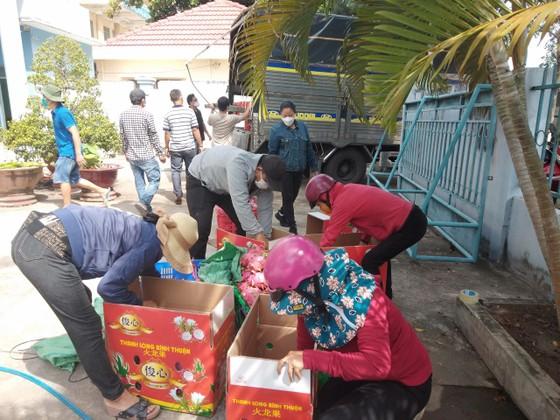 Bình Thuận đưa nước mắm, cá khô, thanh long,.. đến người dân TPHCM và tỉnh Bình Dương ảnh 3