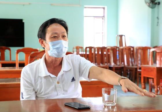 4 ngư dân đi bộ từ Ninh Thuận về Phú Yên đã được kiểm tra sức khỏe, cách ly ảnh 2