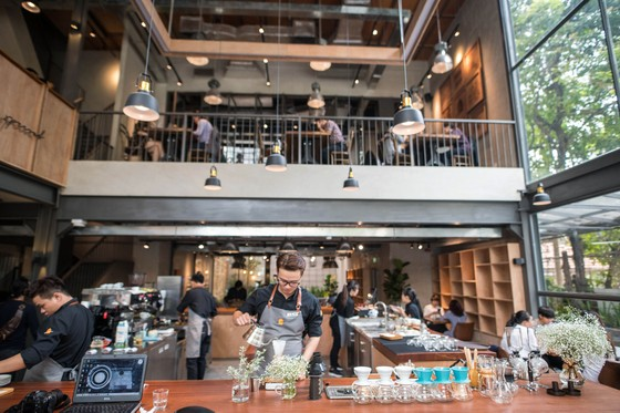"""Vượt mốc 80 cửa hàng cà phê, The Coffee House mở không gian """"cà phê hội nhập"""" ảnh 2"""