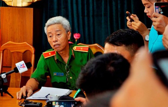 """Thiếu tướng Phan Anh Minh: Nhóm trộm rút dao tấn công các """"hiệp sĩ"""" diễn ra chỉ trong 13 giây ảnh 2"""