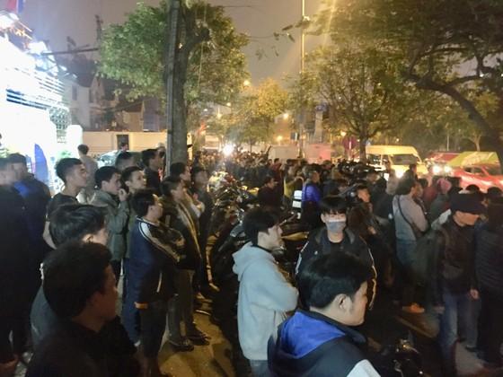 Tổng thống Mỹ Donald Trump đã đến Hà Nội ảnh 25