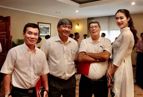 Họp báo công bố kế hoạch tổ chức giải thưởng Quả bóng Vàng Việt Nam 2019 ảnh 19