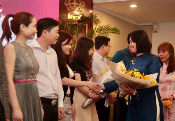 Họp báo công bố kế hoạch tổ chức giải thưởng Quả bóng Vàng Việt Nam 2019 ảnh 8