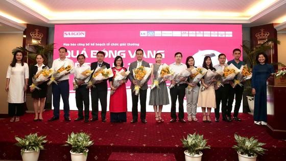 Họp báo công bố kế hoạch tổ chức giải thưởng Quả bóng Vàng Việt Nam 2019 ảnh 10