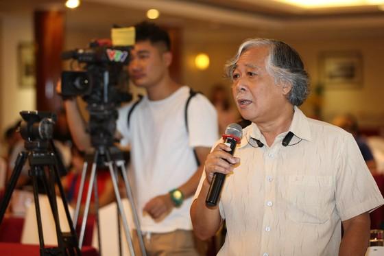 Họp báo công bố kế hoạch tổ chức giải thưởng Quả bóng Vàng Việt Nam 2019 ảnh 13