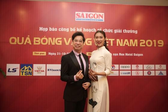 Họp báo công bố kế hoạch tổ chức giải thưởng Quả bóng Vàng Việt Nam 2019 ảnh 20