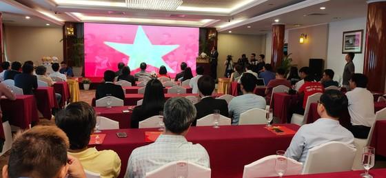 Họp báo công bố kế hoạch tổ chức giải thưởng Quả bóng Vàng Việt Nam 2019 ảnh 4