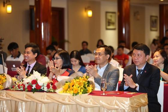 Họp báo công bố kế hoạch tổ chức giải thưởng Quả bóng Vàng Việt Nam 2019 ảnh 5