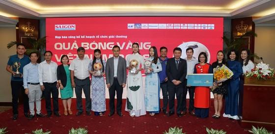 Họp báo công bố kế hoạch tổ chức giải thưởng Quả bóng Vàng Việt Nam 2019 ảnh 16