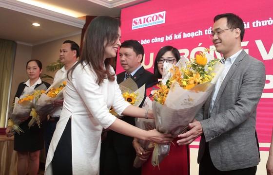 Họp báo công bố kế hoạch tổ chức giải thưởng Quả bóng Vàng Việt Nam 2019 ảnh 9