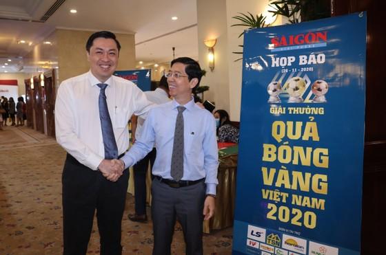 Họp báo công bố kế hoạch tổ chức Giải thưởng Quả bóng Vàng Việt Nam 2020 ảnh 10