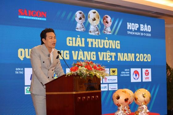 Họp báo công bố kế hoạch tổ chức Giải thưởng Quả bóng Vàng Việt Nam 2020 ảnh 14