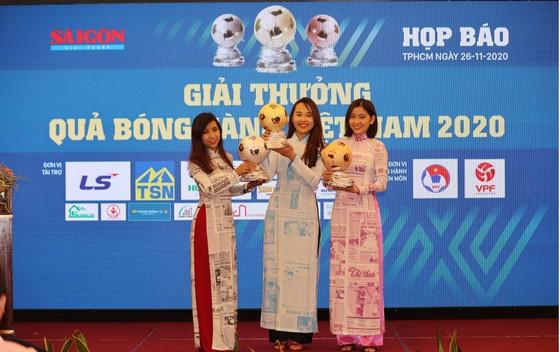 Họp báo công bố kế hoạch tổ chức Giải thưởng Quả bóng Vàng Việt Nam 2020 ảnh 11