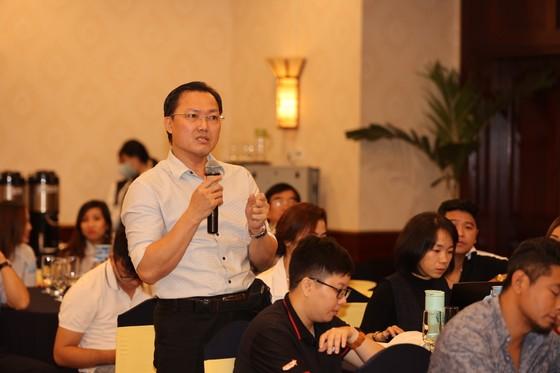 Họp báo công bố kế hoạch tổ chức Giải thưởng Quả bóng Vàng Việt Nam 2020 ảnh 9