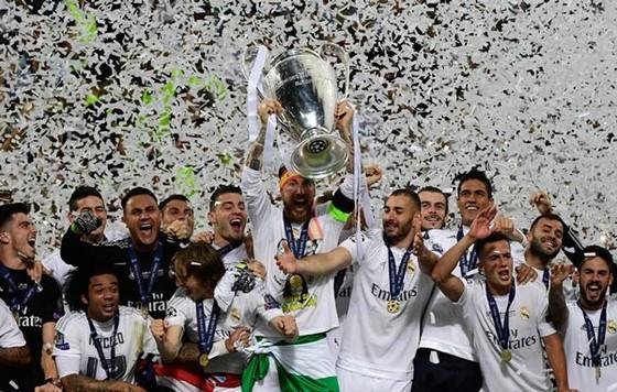 Real đánh bại Atletico và giành chức vô địch Champions League 2016
