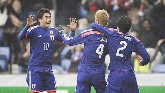 Sẽ là một trận đấu dễ dàng cho Nhật Bản.