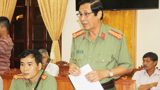Vụ tàu vỏ thép NĐ 67: Công ty Nam Triệu nhận trách nhiệm ảnh 3
