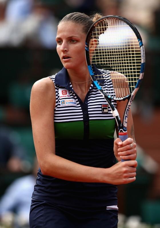 """Karolina Pliskova ở Wimbledon được """"vũ trang"""", rất nguy hiểm ảnh 1"""