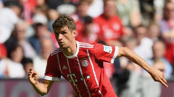 Mùa trước Thomas Mueller chỉ ghi được có 5 bàn thắng trong 29 lần xuất trận ở Bundesliga.
