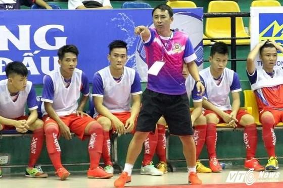 Sài Gòn FC:  Thiện chiến giải quốc gia ảnh 1