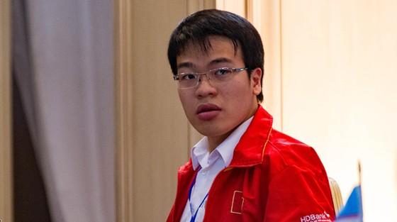 Giải cờ Vua đồng đội CLB hạng A Trung Quốc 2017: Lê Quang Liêm thắng không trọn vẹn