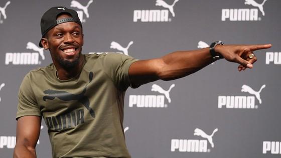 Usain Bolt – huyền thoại vĩ đại đang nói về di sản của mình ở London 2017.