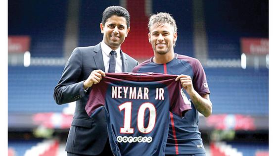 """Neymar đến PSG với bản hợp đồng 222 triệu EUR: Sự """"điên khùng"""" hợp lý ảnh 1"""
