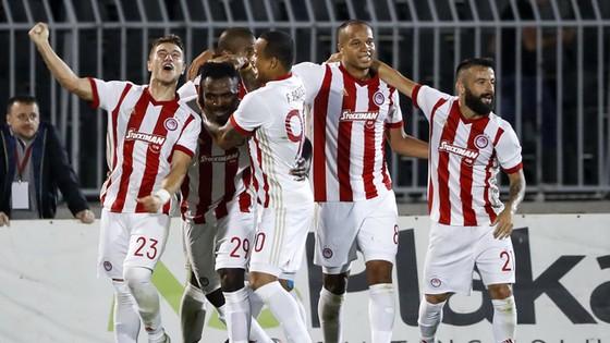 Olympiakos nhiều khả năng sẽ có thắng lợi trên sân nhà.