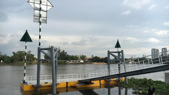 Ngày 21-8 vận hành thử tuyến buýt đường sông ảnh 1
