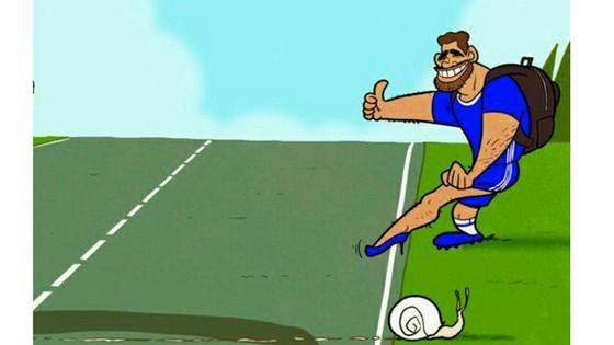 Diego Costa:  Gã trai quá… đàn bà