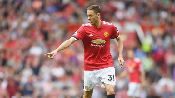 Nemanja Matic đang giúp khu vực giữa sân của Man.United vững chắc hơn.