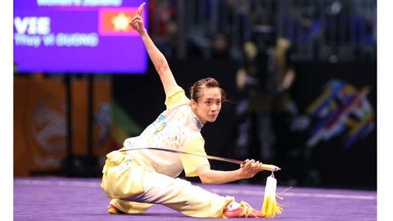 Dương Thúy Vi giành HCV đầu tiên cho đoàn thể thao Việt Nam ảnh 2