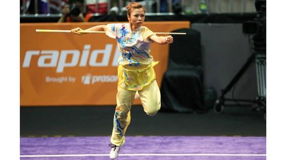 Dương Thúy Vi giành HCV đầu tiên cho đoàn thể thao Việt Nam ảnh 5