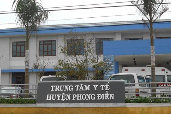 Trung tâm Y tế huyện Phong Điền nơi bác sĩ Truyện công tác