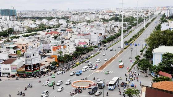 Triển khai hàng loạt dự án hạ tầng: Nỗ lực xóa ùn tắc giao thông ảnh 1