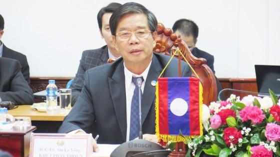 TPHCM sẵn sàng chia sẻ kinh nghiệm, giải pháp phát triển Thủ đô Viêng Chăn, Lào ảnh 1