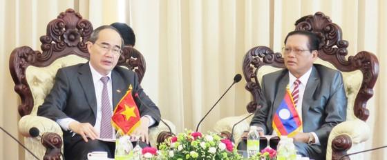 TPHCM và tỉnh Champasak đa dạng hình thức hợp tác phát triển ảnh 1