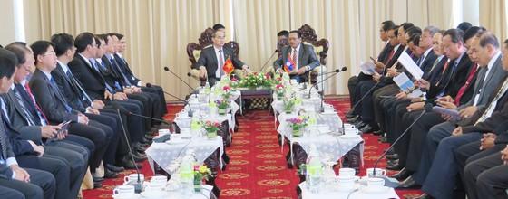 TPHCM và tỉnh Champasak đa dạng hình thức hợp tác phát triển ảnh 2