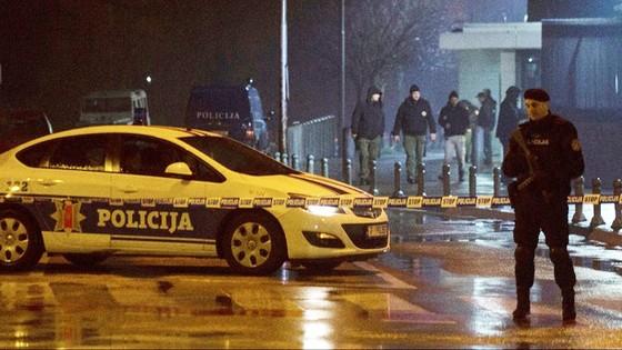 Đại sứ quán Mỹ ở thủ đô Montenegro bị ném lựu đạn ảnh 2