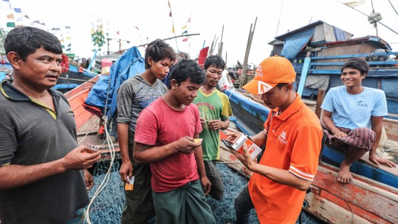 Viettel lập kỷ lục ở thị trường Myanmar ảnh 1