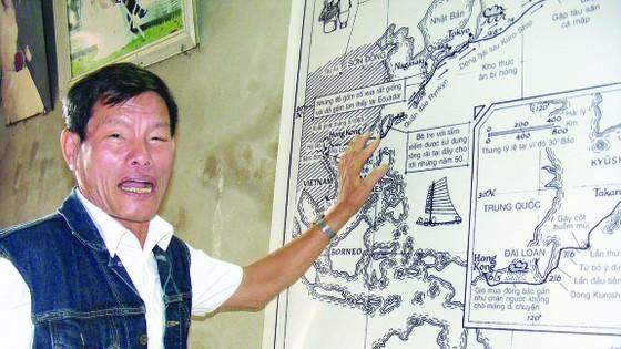 Bè luồng Việt vượt... Thái Bình Dương ảnh 1
